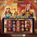 Dewi Keberuntungan dalam Judi Online Slot Ini